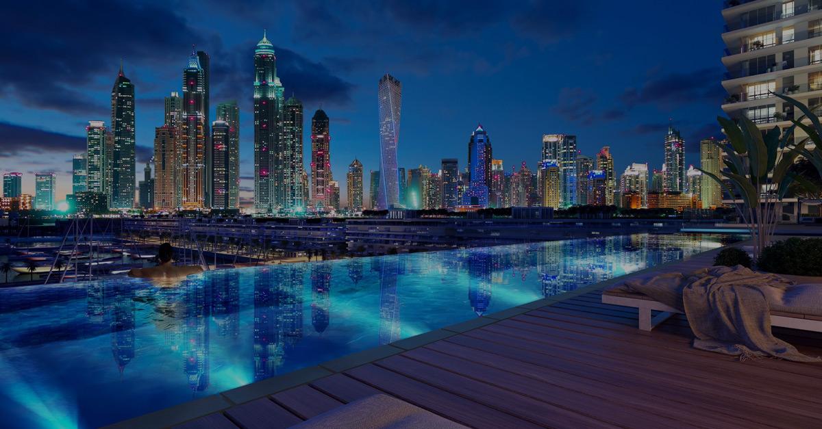 Buy Sell Emaar Beachfront Marina Vista Apartments