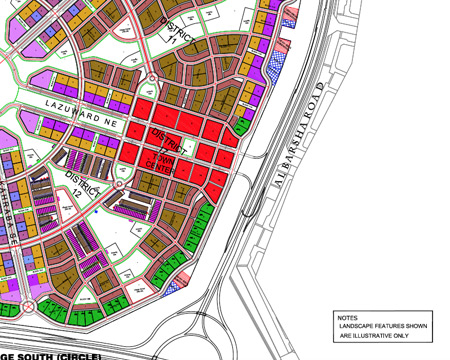 G+20 JVC Hotel/Mix use corner plot