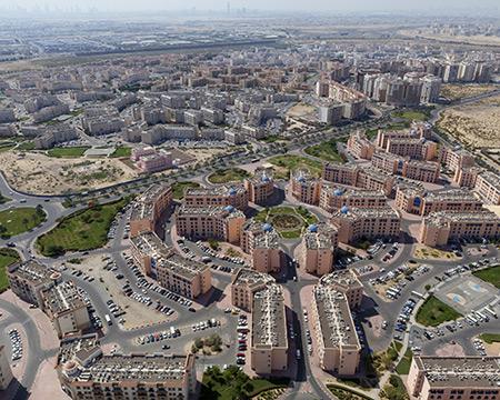 International City Plot For Sale