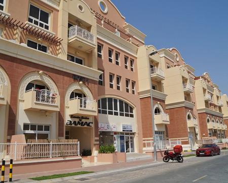 Full Building For Sale in JVC