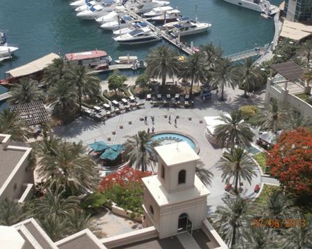 AL Anbar Emaar 1st Six Towers Marina view
