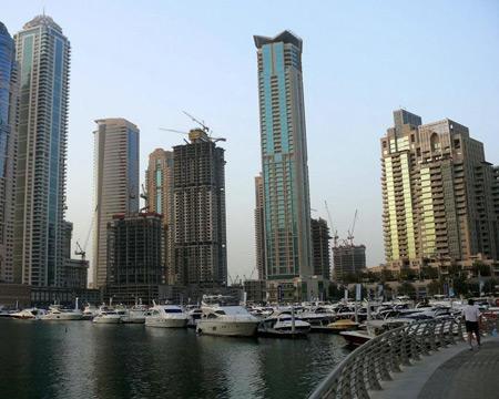 Emirates Crown Penthouse