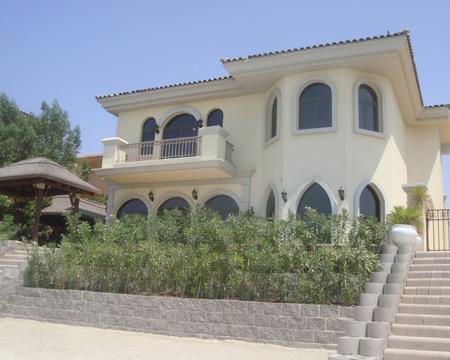 Garden Home Villa High Number