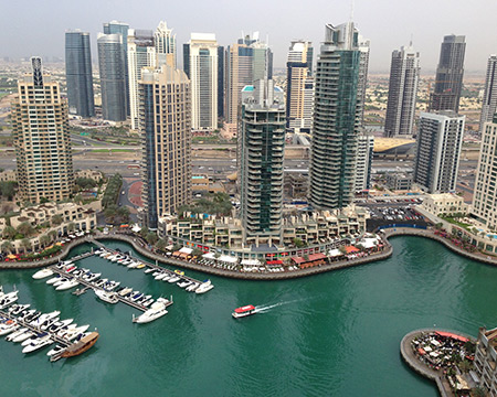 Iris Blue Penthouse with amazing Marina view