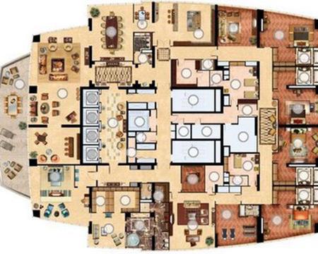 Le Reve Luxury Penthouse 02
