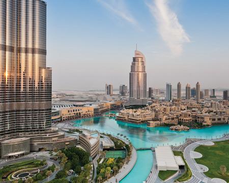Yansoon Downtown Burj Khalifa View