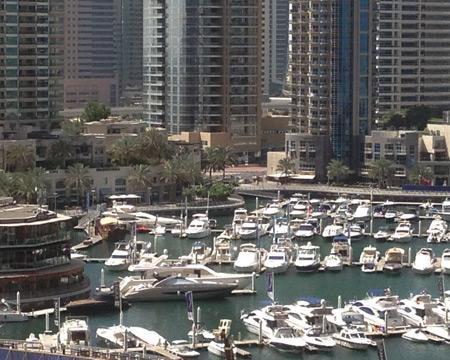 Emirates Crown Full Sea View
