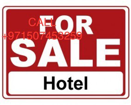 3 4 5 ***** Hotel For Sale