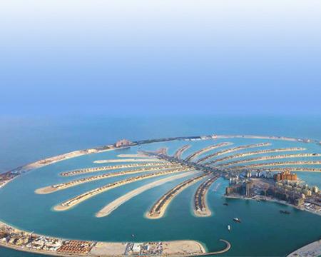 Shoreline Palm Jumeirah Sea View