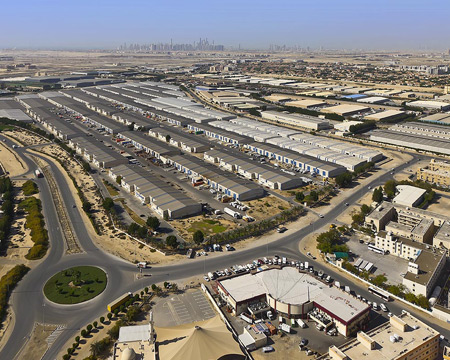 Warehouse plots for sale